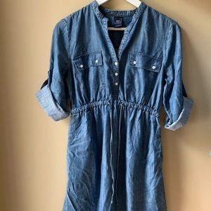 Gap Maternity Jean Dress size S